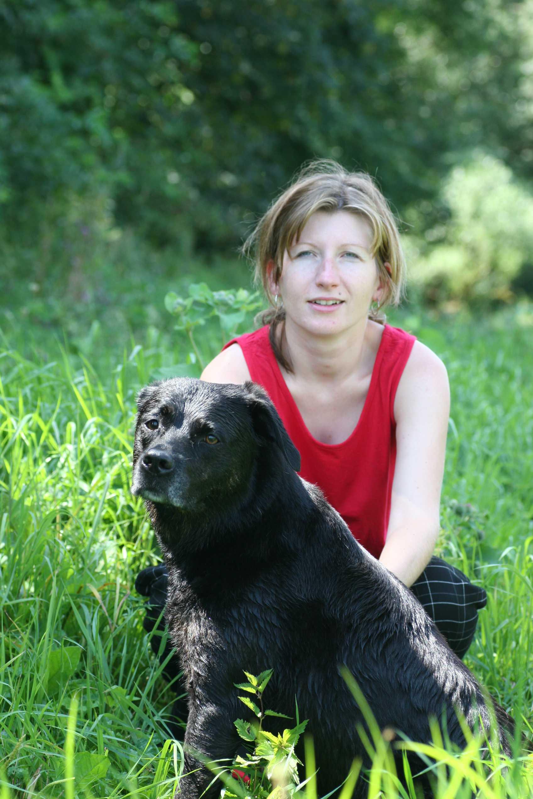 Hundephysiotherapeutin Leipzig Sandra Pröhl